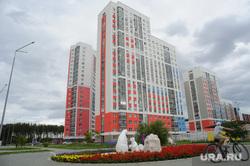 Подписании соглашения между компанией Т-Плюс и властями Свердловской области о создании в Академическом районе Екатеринбурга медкластера, академический район