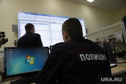 Выездной день депутатов Тюменской гордумы в УМВД. Тюмень, полиция, монитор