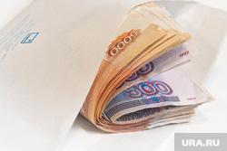 Клипарт , взятка, зарплата, денежные купюры, конверт, деньги