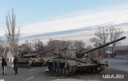 Танки ДНР, танк