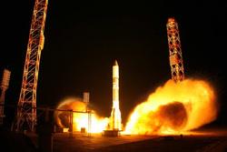 Роскосмос, ракета, пуск ракеты, космодром