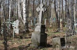 Осень жанровые фотографии Пермь, кладбище