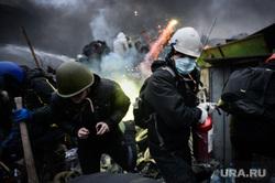 Майдан. Украина. Ночь 19-20.02.14 Конец перемирия. Киев, бой, боец, беспорядки, революция, боевые действия, война