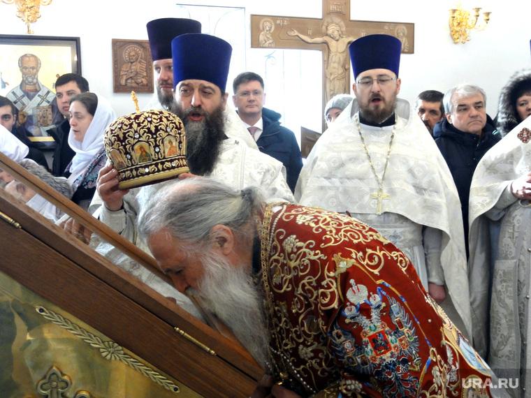 Владыка Викентий в Березовском, владыка викентий