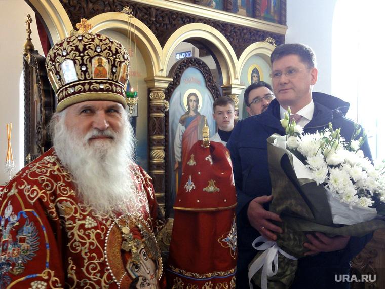 Владыка Викентий в Березовском, писцов евгений, владыка викентий