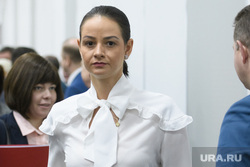 Совещание с представителями муниципалитетов СО. Екатеринбург, портрет, глацких ольга