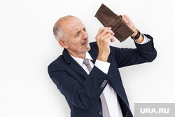 Клипарт депозитфото, банкротство, банкрот, нет денег, пустой кошелек