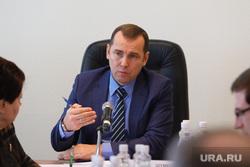 Визит врио губернатора Курганской области Шумкова Вадима в Шадринск, шумков вадим