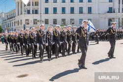 Парад победы в Севастополе. Крым, черноморский флот, парад