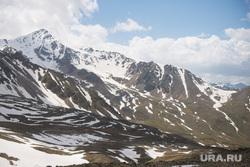Кавказские горы в окрестностях Эльбруса, туризм, горы, природа россии, природа кавказа, приэльбрусье, перевал кыртыкауш, вершина исламчат
