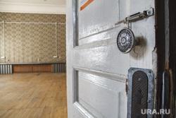 Дом журналистов. Екатеринбург, дверная ручка, открытая дверь