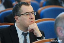 Заседание правительства. Челябинск, ковригин сергей
