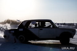 Этап зимнего чемпионата ХМАО по дрифту «ICE BATTLE UDF». Сургут, жигули, дрифт, автогонки, занос, автоспорт
