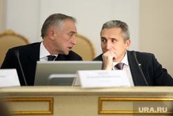 заседание правительства ТО, моор александр, мазур владимир