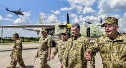 Украина. Петр Порошенко. Военные, военные, порошенко петр