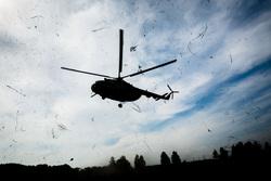 Украина. Петр Порошенко. Военные, вертолет