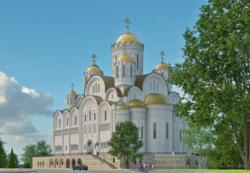 Храм святой Екатерины, эскизы, эскиз, храм святой екатерины