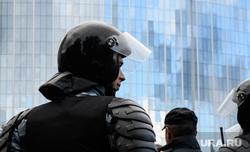 Задержания участников митинга против пенсионной реформы в Екатеринбурге, омон, полиция, охрана правопорядка, hyatt, отель hyatt, хайат