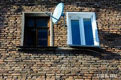 «Немецкий квартал» в металлургическом районе. Челябинск, архитектура, старые дома, окно, немецкий квартал, кирпич, не родня