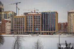 Интервью с Людмилой Телень, первым заместителем исполнительного директора Ельцин Центра. Екатеринбург, новостройка, недвижимость, строящееся здание