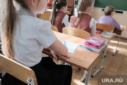 Визит врио губернатора Курганской области Шумкова Вадима в Шадринск, ученики, школа, школьники
