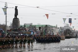 Парад Победы. Екатеринбург, военные, парад, торжественный марш, площадь 1905 года