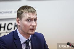 Пресс-конференция замначальника ГУС Андрея Чистякова. Тюмень, чистяков андрей