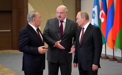 Назарбаев, путин владимир, назарбаев нурсултан, лукашенко александр