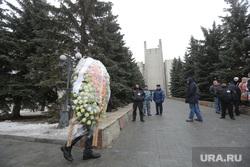 Похороны Юлии Началовой. Москва, венок, троекуровское кладбище