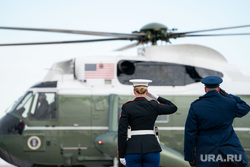Трамп, США, военные, флаги, вертолет, военные, флаг сша