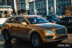 Виды Екатеринбурга, автомобиль, бентли, элитное авто, премиум авто, bentley