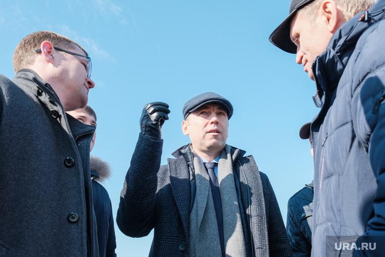Визит врио губернатора Шумкова в Притобольный  район. Курган, шумков вадим