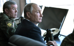 Путин , герасимов валерий, путин владимир