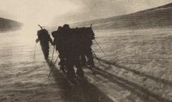 Фото группы Дятлова с пленки дятловцев