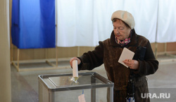 Крым. Референдум., урна для голосования, выборы, голосование