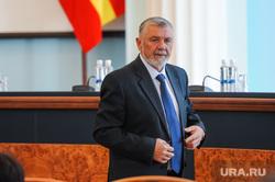 Представление врио губернатора Алексея Текслера полпредом Николаем Цукановым. Челябинск, можин владимир