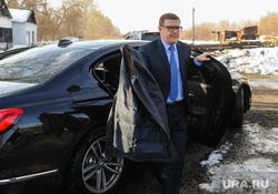 Рабочая поездка врио губернатора Алексея Текслера в Коркино и Полетаево. Челябинская область, текслер алексей, машина губернатора, бмв х750