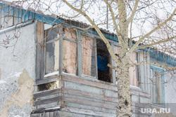 Деревяшки. Нижневартовск., барак, балкон, развалюха