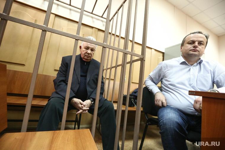 В Басманном суде на оглашении меры пресечения Ишаеву. Москва