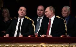 Владимир Путин, Песков, Шойгу, правительство , путин владимир, медведев дмитрий