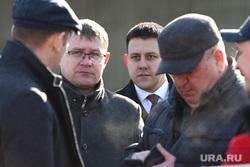 Визит врио губернатора Шумкова в Притобольный  район. Курган, саркисов андрей