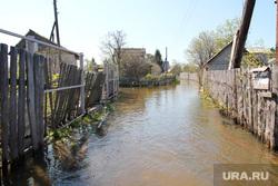 Паводок Затопленные дома Курган, паводок2016, наводнение, улица в воде