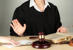 Клипарт депозитфото, взятка, молоток, правосудие, судья, суд, судебные разбирательства, деньги в конверте, мантия