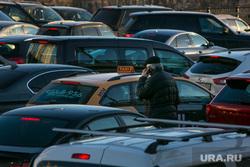 Пробки в городе. Москва, машины, такси, пробки, трафик, автомобили, автотранспорт