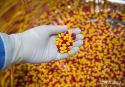 Поездка Евгения Куйвашева в Новоуральск: завод Медсинтез и детский сад №15., производство лекарств, таблетки, медикаменты, триазавирин