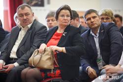 Антикоррупционный форум ОНФ. Екатеринбург, косарев николай, фечина лариса