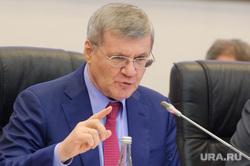 Совещание с Юрием Чайкой в прокуратуре Свердловской области. Екатеринбург, чайка юрий