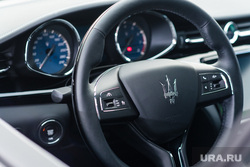 Открытие автоцентра Maserati. Екатеринбург, руль, автомобиль, роскошь, люкс, мазерати, maserati