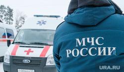 Лыжня России 2019. Курган, мчс, скорая помощь, чрезвычайное происшествие