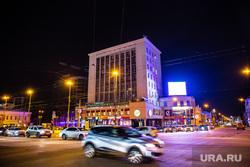 Здание Рубина без вывески. Екатеринбург, здание рубина, улица малышева 44